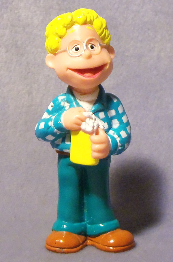This Old Toy S Fisher Price Puzzle Place Figure