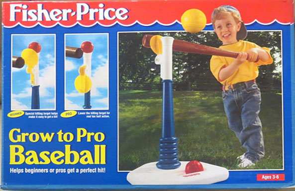 This Old Toy's Fisher-Price Deptartment 3, Aisle D: Sports Games