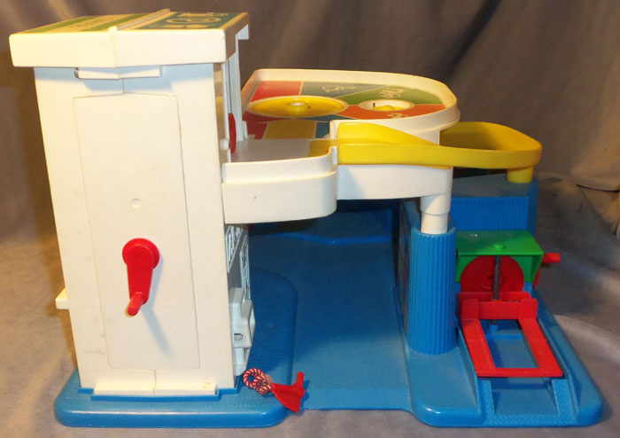 This Old Toy S Fisher Price Chunky Little People Base