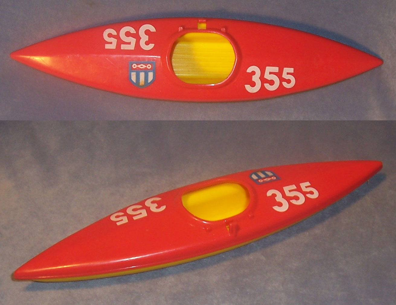 This Old Toy's Fisher-Price Adventure Series ID: Vehicles - Small Boats