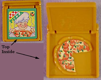 This Old Toy S Fp 1993 1999 Doll House Food Identification
