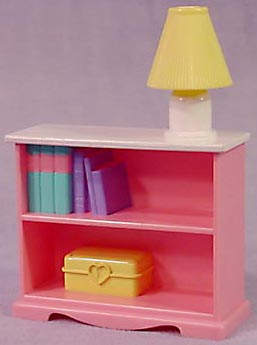 This Old Toy S Fp 1993 1999 Doll House Dresser Amp Bookcase
