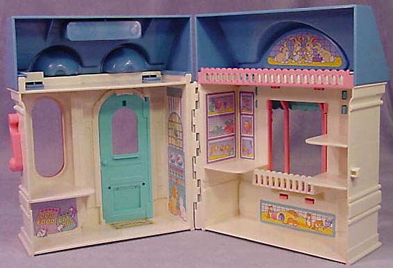 This Old Toy S Fp Doll House Buildings Identification List