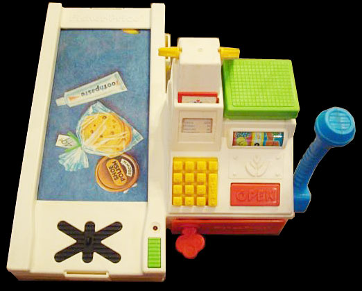 This Old Toy S Fisher Price Fun With Food Quot Base