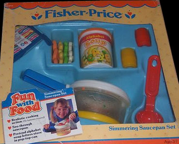 Pizza hut pizza and toys on pinterest - Cuisine fisher price bilingue ...