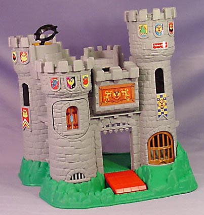 This Old Toy's Fisher-Price Great Adventures Base ...