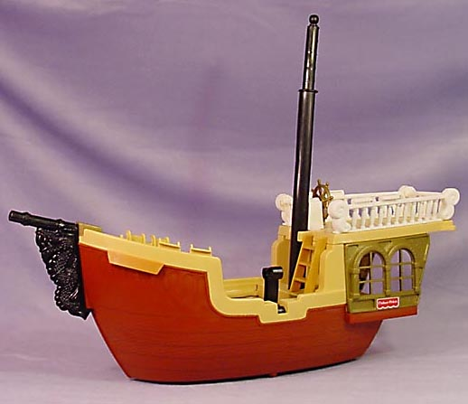 This Old Toy S Fisher Price Great Adventures Base