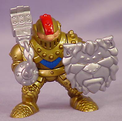 This Old Toy's Fisher-Price Great Adventures Gold Knight Figures Identification