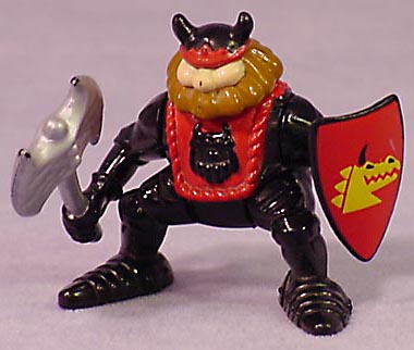 This Old Toy's Fisher-Price Great Adventures Black Knight Figures Identification