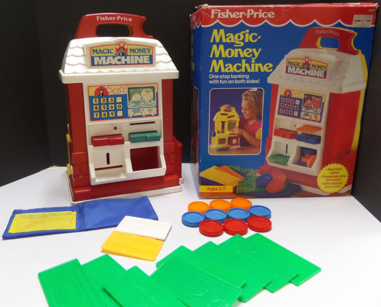 For Baby Boomers and Gen-Xers, the name Fisher-Price is synonymous with childhood. In fact, many of us came out of the womb and almost immediately encountered its Activity Center, an interactive toy that let you push buttons, turn dials, and move a tortoise and hare along a track.