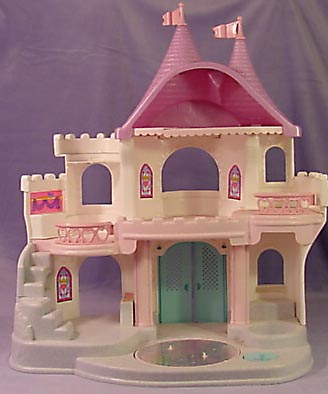 This Old Toy S Fisher Price Once Upon A Dream Structures