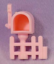 This Old Toy S Fisher Price Precious Places 174 Fence