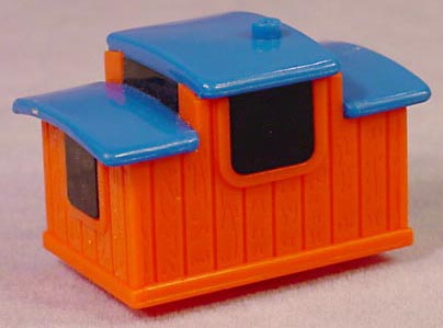 This Old Toy S Fp Flip Track Train Caboose Identification