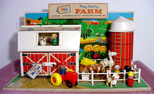 Nostalgic Toys From The 70s And 80s