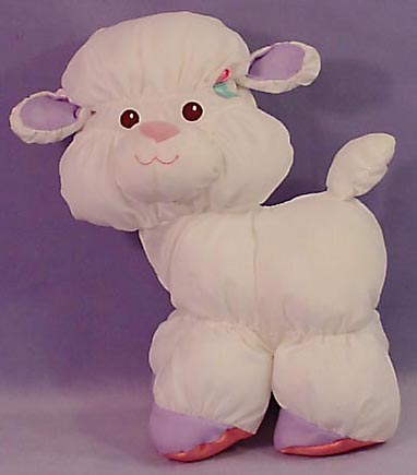This Old Toy S Puffalump Lamb Identification List