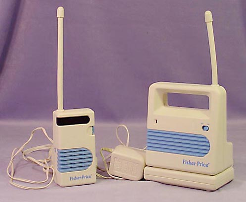 description this electronic listening system allows parents to hear and see baby sleeping or playing in another room the receiver has a variable sound