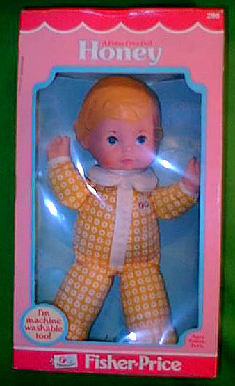 This Old Toy S Fisher Price Basic Miscellaneous Doll