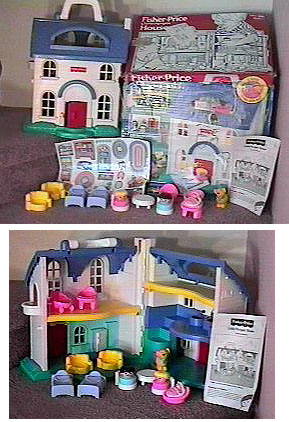 2511 72511 Little People House