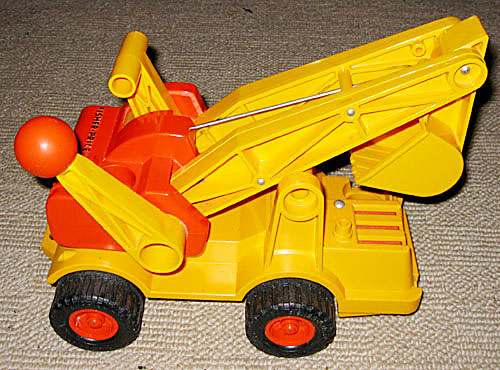 Excellent fisher price construction toys