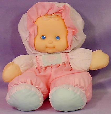 This Old Toy S Quot Puffalump Pink Doll Quot Identification List