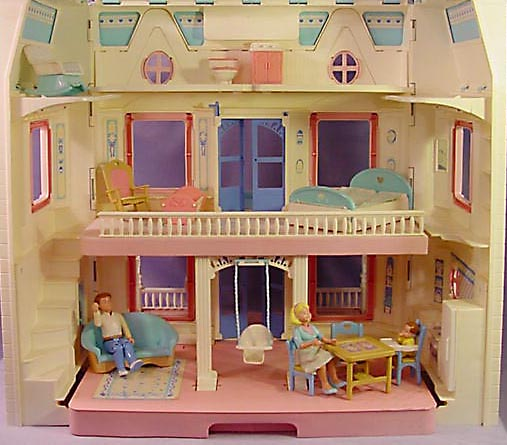 4600 74600 Fisher Price Dream Doll House