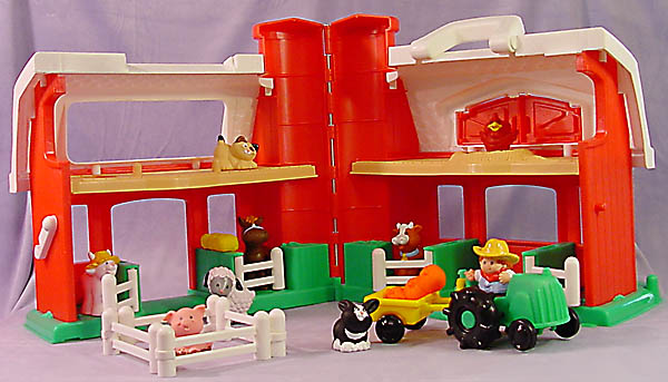 House, Fisher and Fisher price on Pinterest