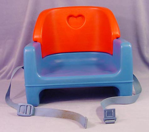 9118 Fisher Price Grow With Me Booster Seat