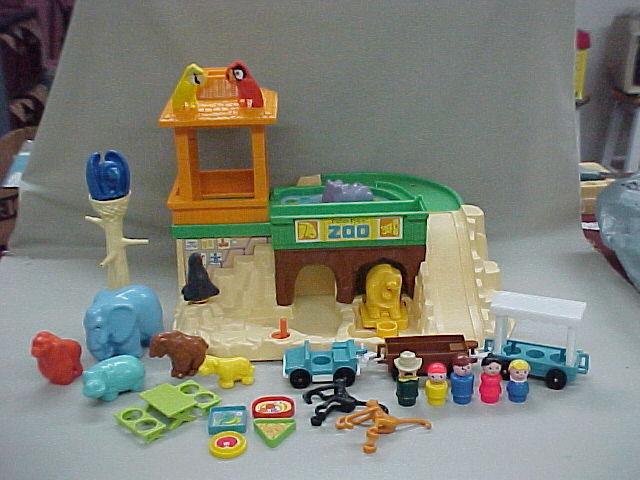 Vintage fisher price baby #11