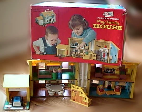 952 Play Family House