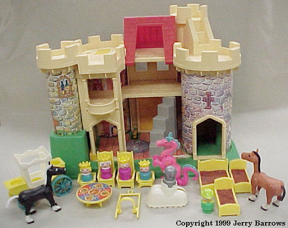 Toy Castles For Little Boys : Play family castle